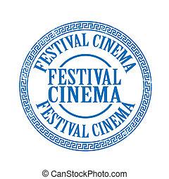 festival, francobollo, cinema