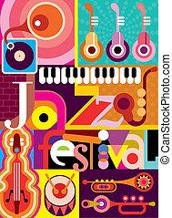 festival, jazz