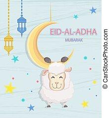 Festival of sacrifice Eid-Ul-Adha - Festival of sacrifice...