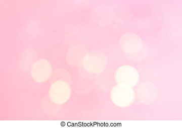 Festive Abstract glittering Bokeh and stars with blurry ...