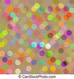 Festive abstract vintage blurred vector background - Festive...
