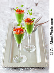 festive appetizer