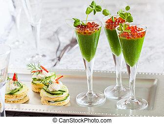 festive appetizers