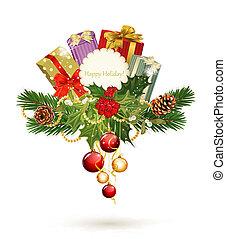 festive background tree,pine, cones - festive background,...