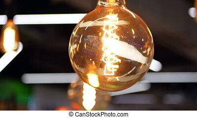Festive Christmas decorations - On the festive Christmas...