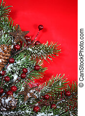 Christmas Holiday Background Wallpaper to Add Text
