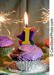 Festive Cupcake Celebration