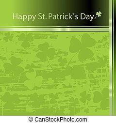 design for St. Patrick's Day - Festive design for St. ...