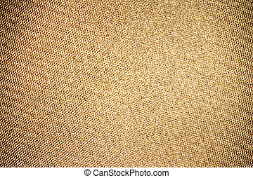 Festive Golden background with Glittering magic effect. Textured