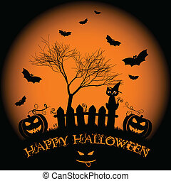 Wishes for Happy Halloween