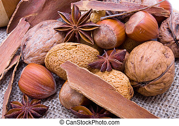 Festive Mixed Nuts n Spice