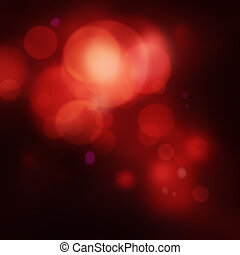 Festive red background