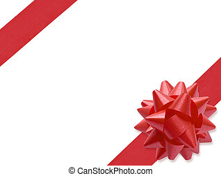 Festive Ribbon (+clipping path, XXL)