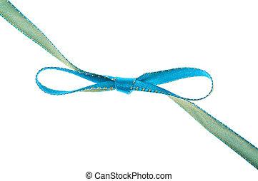 Festive Ribbon in a Bow