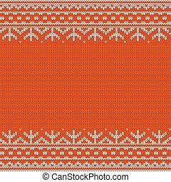 seamless horizontal pattern