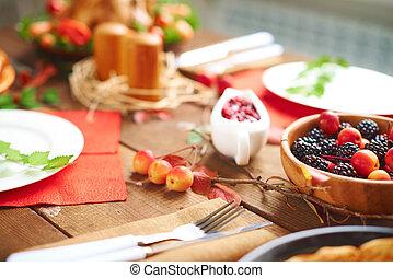 Festivity of harvest