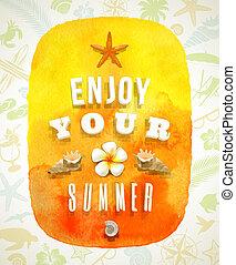 fetes, salutation, été