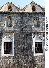 fethiye, より低い, 教会, kayakoy