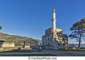 fethiye, meczet, ioannina