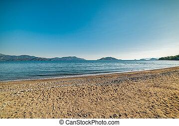 fethiye, praia, mugla