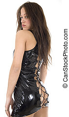 fetish dress - Fetish dress