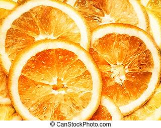 fetta arancia
