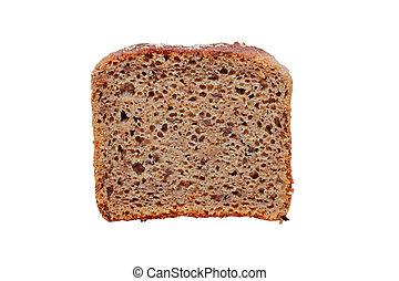 fetta, bread.