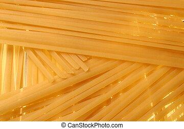 Fettuccine - Pasta fettuccine Italian cuisine, highly...