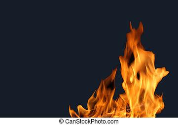 feuer, flamme
