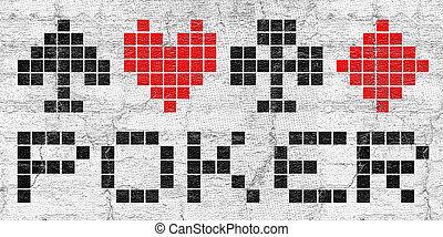 feuerhaken, pixel