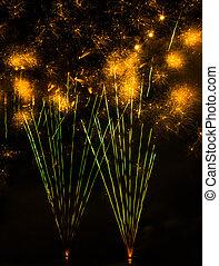 Feuerwerk - event