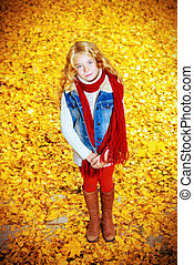feuille automne, automne