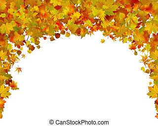feuilles automne, 20110124-2(3).jpg, fond
