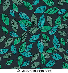 feuilles, seamless