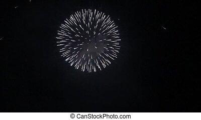 feux artifice