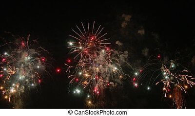 feux artifice