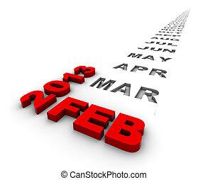 fevereiro, 2013