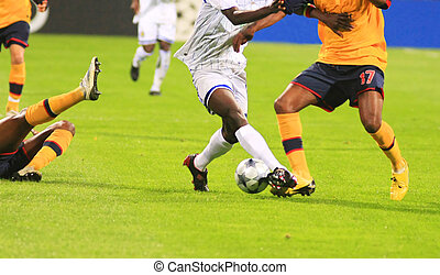 fiammifero soccer
