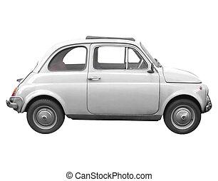 Fiat 500 Car - Fiat 500 sixties Italian car