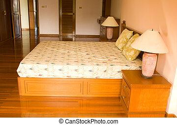 fiatalúr, bedroom.