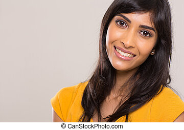 fiatal, indiai, üzletasszony
