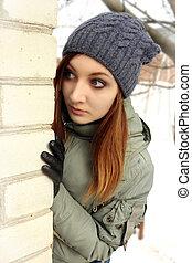 fiatal lány