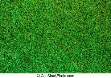 fiber, material, struktur, filtrera, grön fond