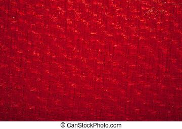 fiber, närbild, kol, struktur, röd, synhåll
