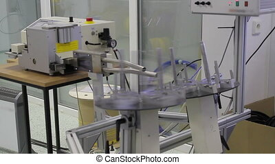 fiber optic cable cutting machine - Automatic fiber optic...