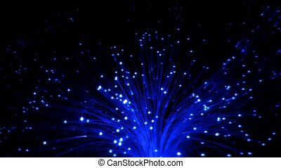 Fiber Optic Lamp,