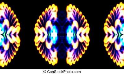 fiber optic,disco flower light