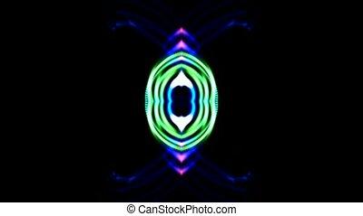 fiber optic,disco rhythm light,Magnetic field,tech grid...