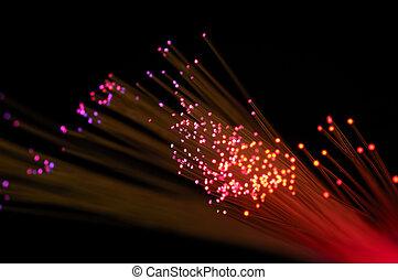 Fiber Optics - Fiber Optic Strands