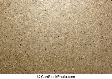 Fiberboard close-up. Can be used as background, backdrop or wallpaper for your design.